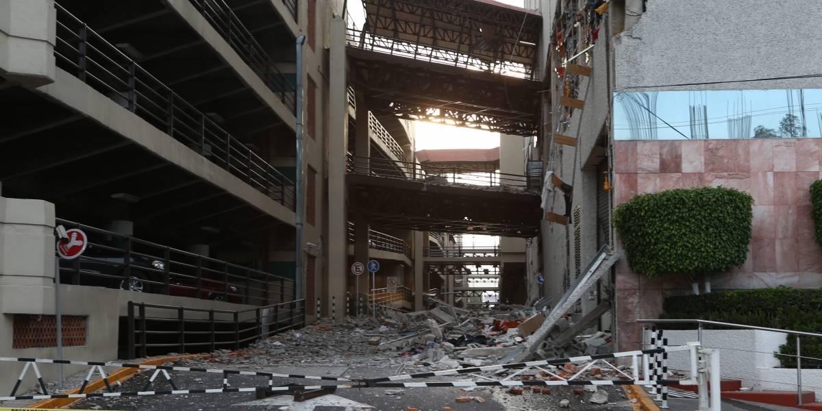 Se eleva a 105 la cifra de personas fallecidas por sismo