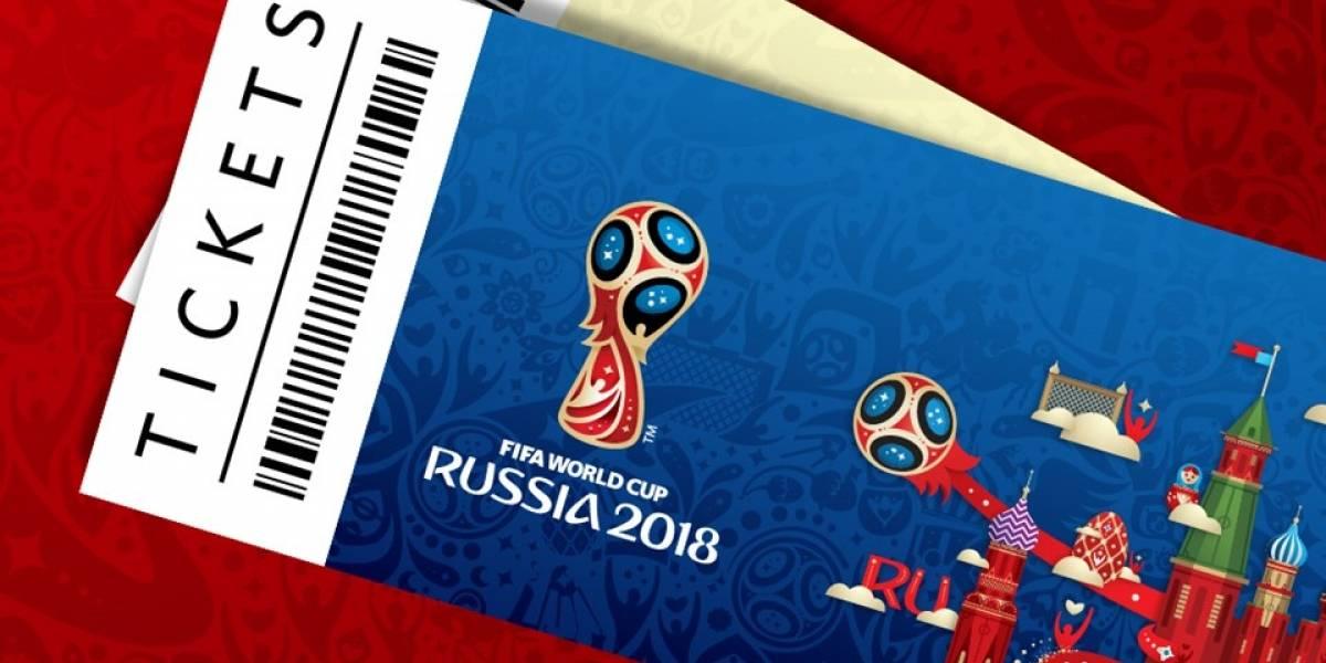 Más del 30 % de las solicitudes de entradas para el Mundial son extranjeros