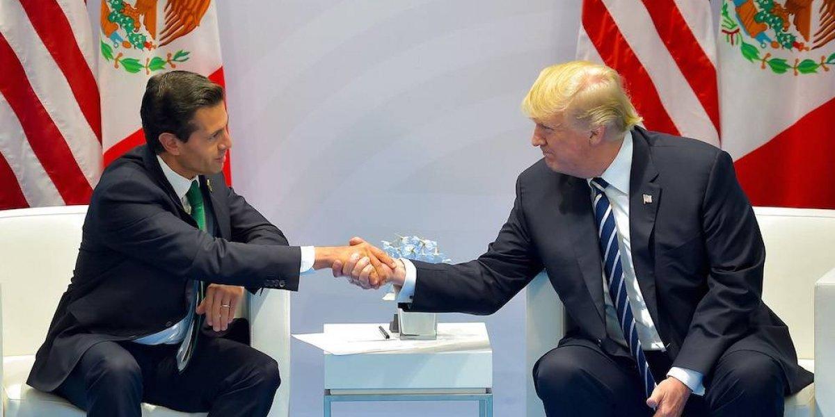 Peña Nieto ofrece condolencias a Trump por ataque en Las Vegas