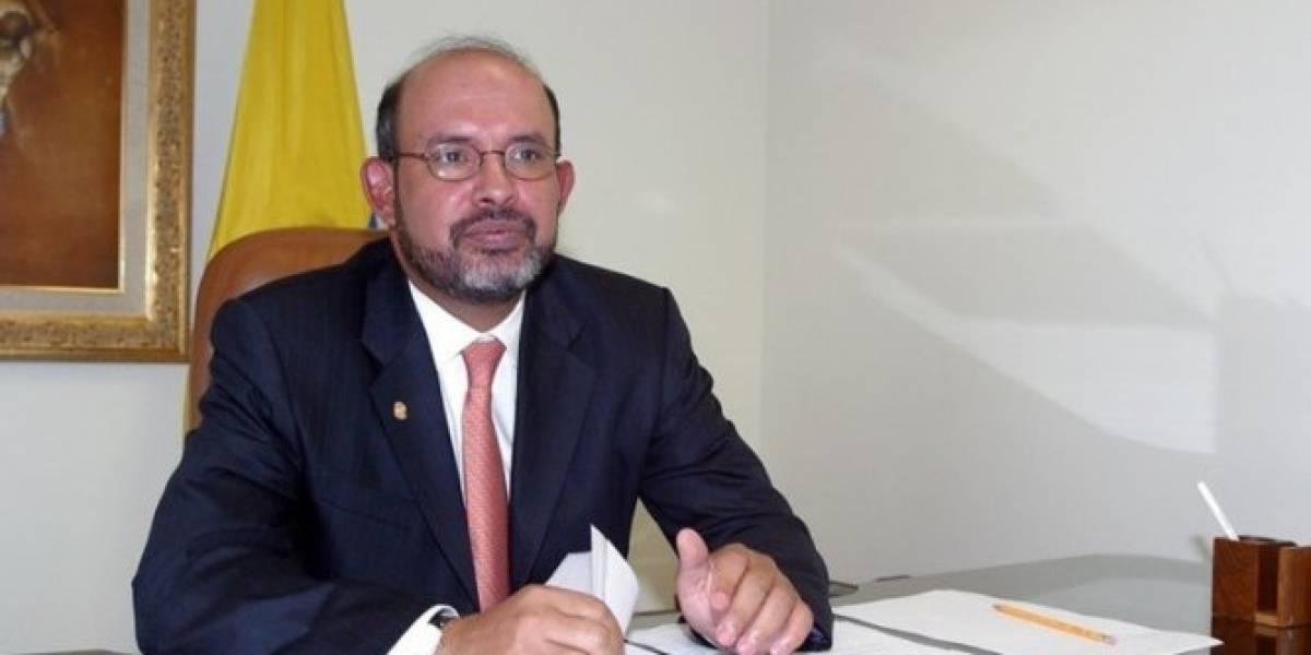 Emiten orden de captura contra exmagistrado Francisco Ricaurte por corrupción