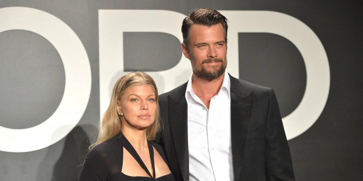 Finalmente, Fergie se quiebra y habla de su divorcio con Josh Duhamel