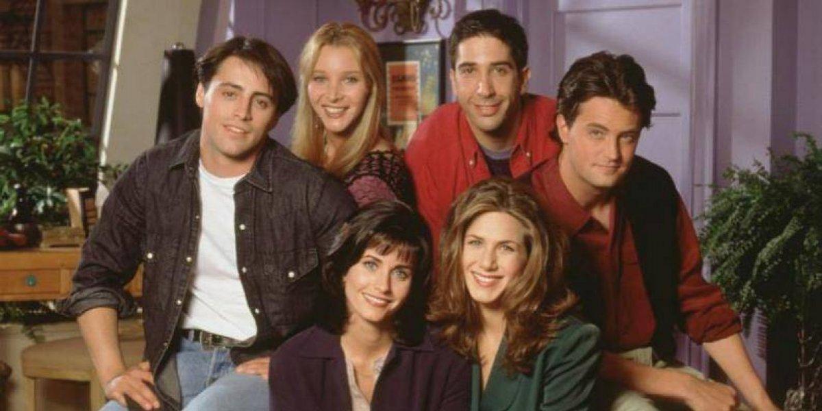 """Esta escena de """"Friends"""" fue censurada en varios países tras el atentado a las Torres Gemelas"""