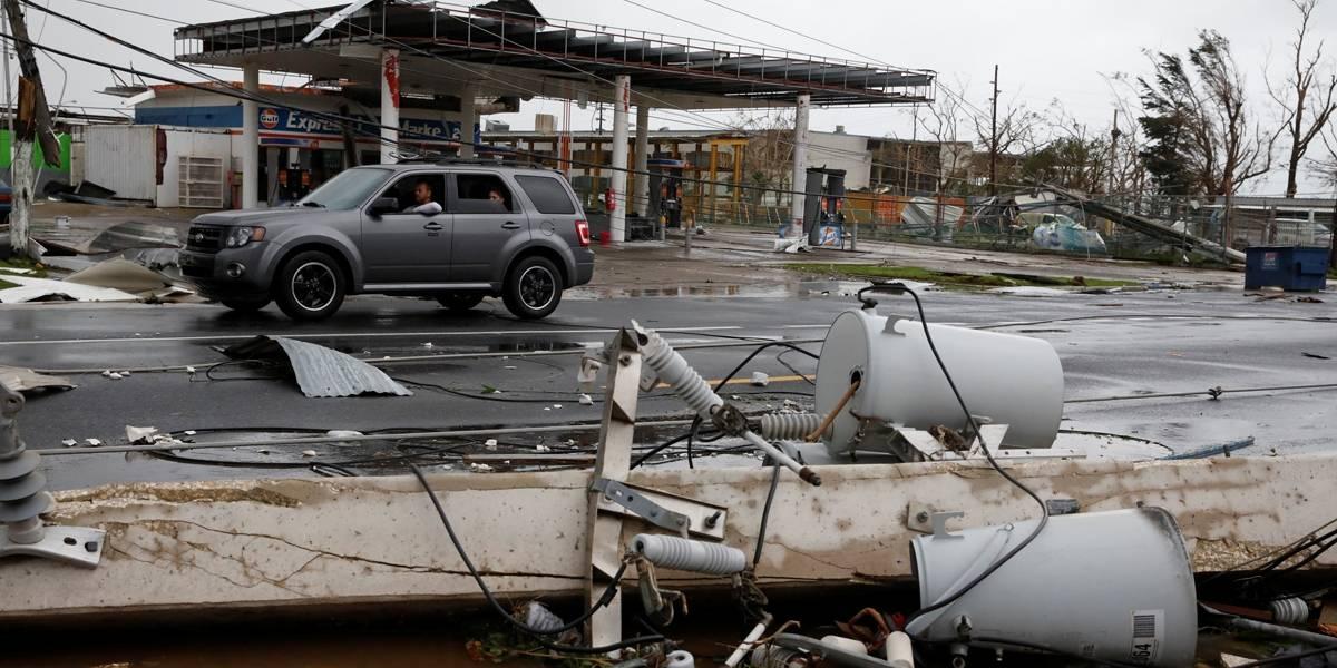 Porto Rico ordena revisão de número de mortes do furacão Maria
