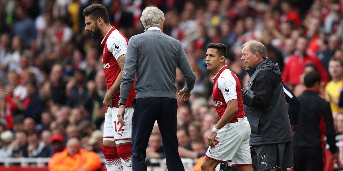 """Vuelve a la normalidad: Alexis está """"listo"""" para jugar su primer partido completo en la Premier"""
