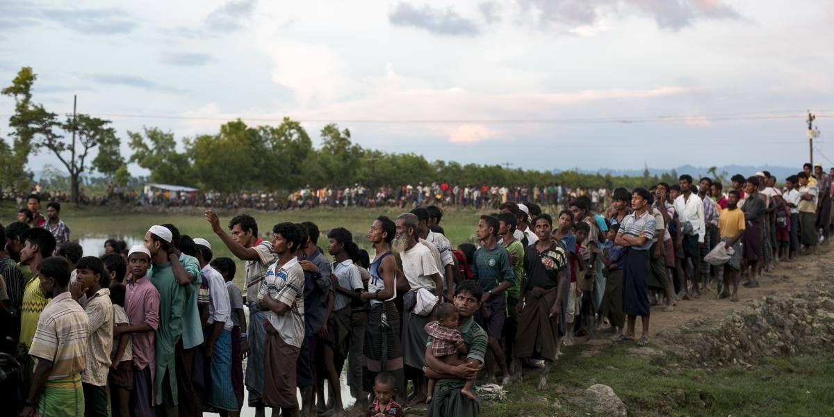 """La """"limpieza étnica"""" que está llevando a cabo el gobierno de Myanmar"""