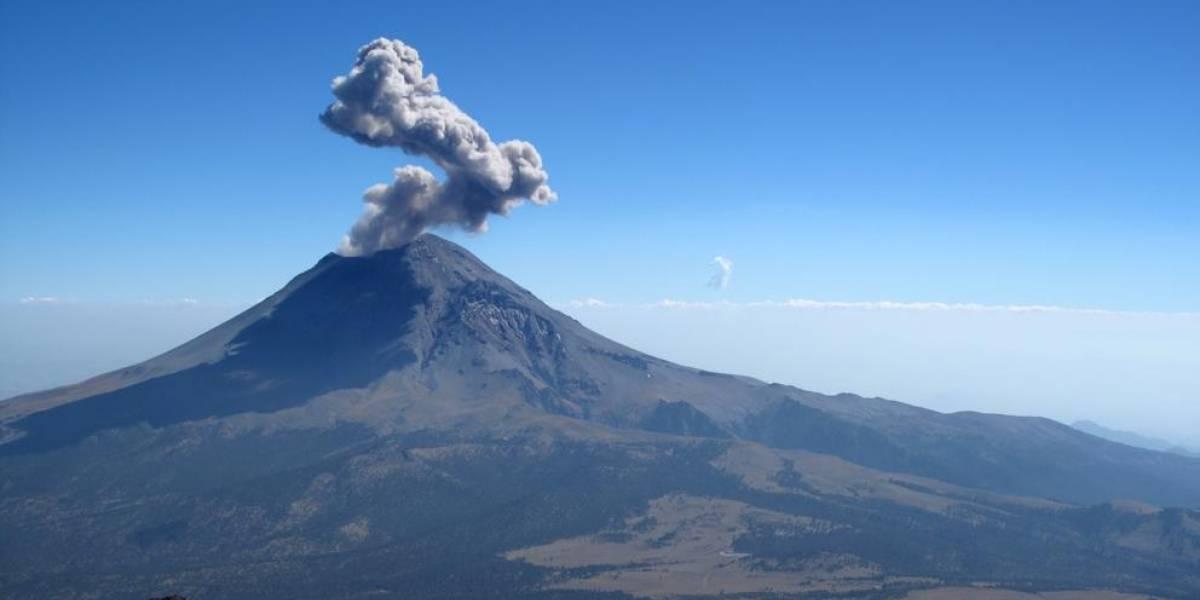 El Popocatépetl vuelve a rugir tras terremoto en México: volcán hace erupción y provoca alerta ante apertura de enorme grieta