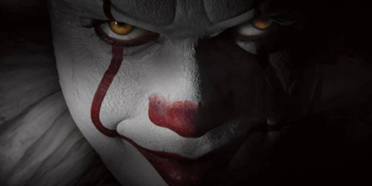 """El actor de """"IT"""" hace su macabra sonrisa sin maquillaje y es """"más terrorífico"""""""