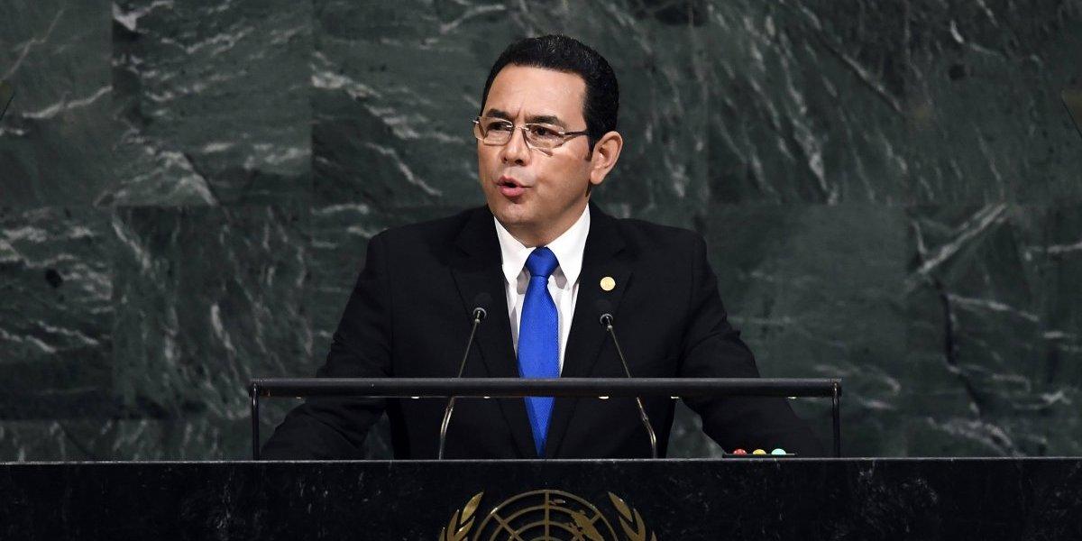 Con su discurso ante la ONU, Morales violó por tercera vez el acuerdo de CICIG, señala excanciller