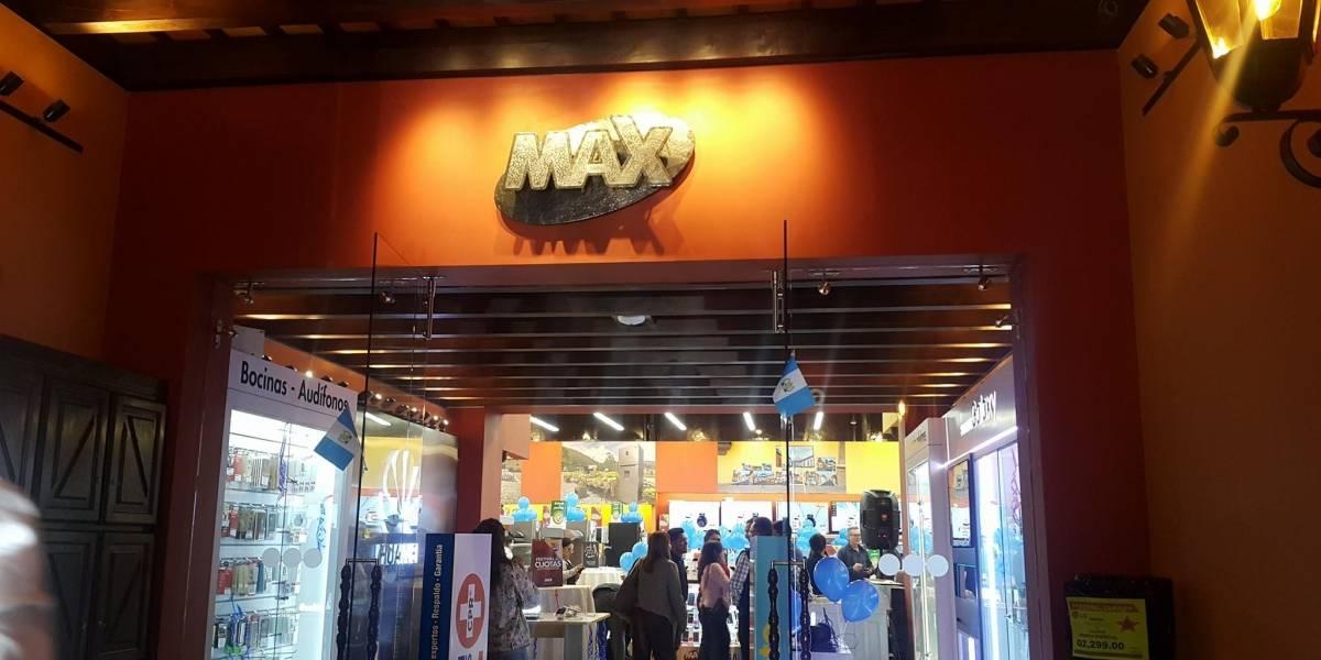 Tiendas Max abre las puertas de su nueva sede en Antigua Guatemala