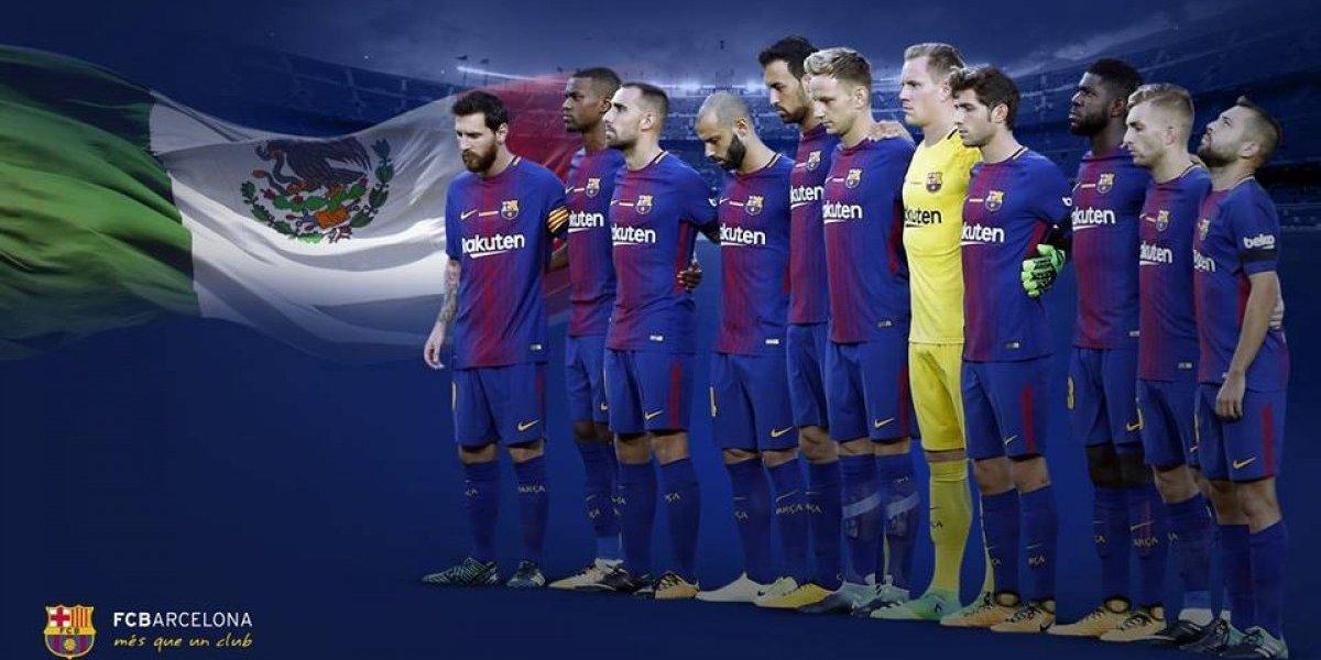 El detalle de solidaridad que tuvo el Madrid y el Barça fue aplaudido por miles