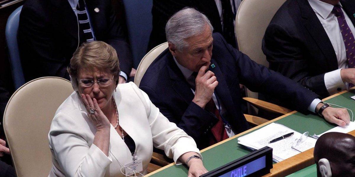¡Sin respiros! Esta es la apretada agenda de Bachelet justo el día de su último discurso en la ONU