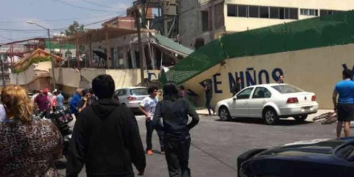 Lista de niños rescatados en Colegio Enrique Rébsamen de Coapa