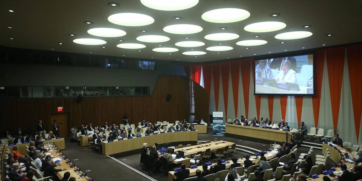 """Chile en la ONU: recuerda el día en que el país """"se hizo famoso"""" por cederle tiempo a EEUU"""