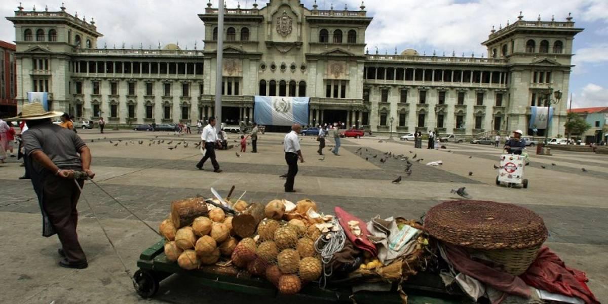 ¿Habrá alguien que se esté ocupando de la presidencia en Guatemala?