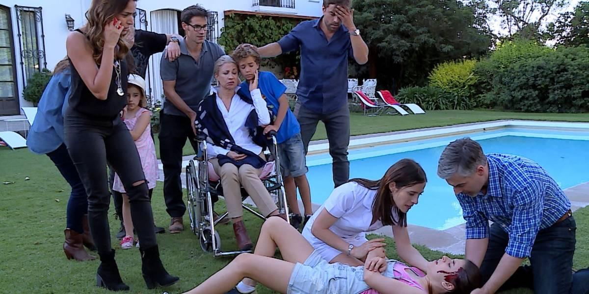 "Rostros de ""Amanda"" serán parte de la nueva teleserie vespertina de Mega"