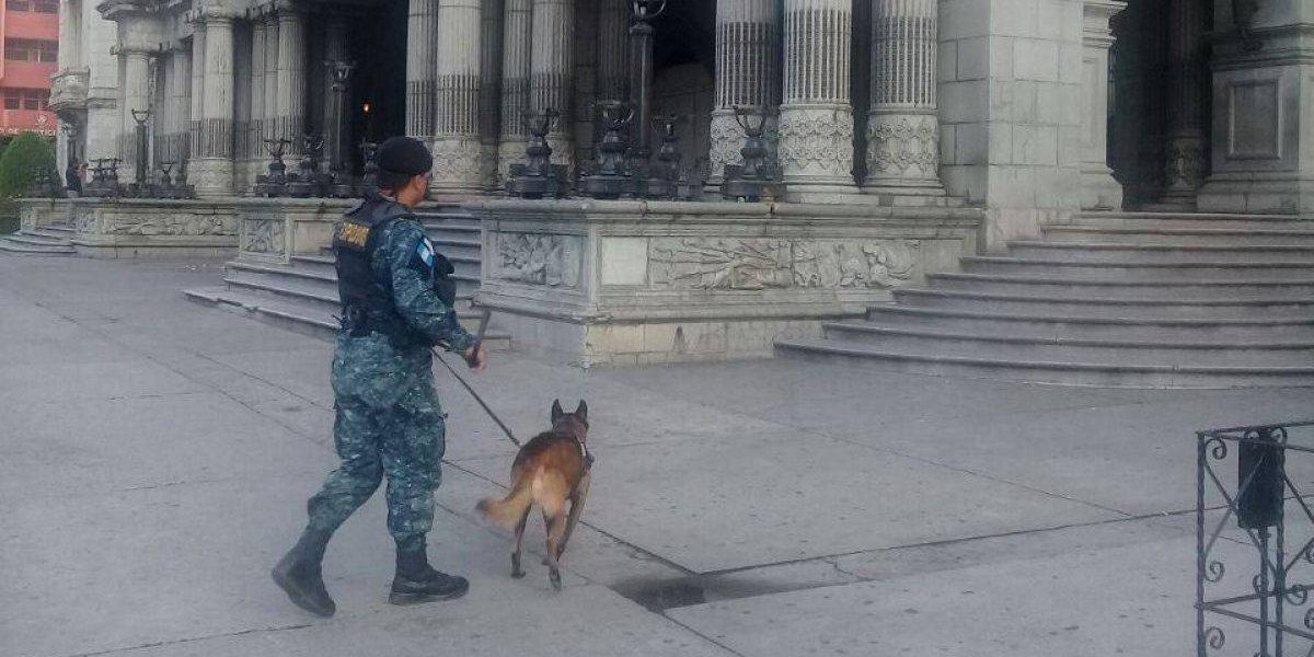 PNC instruye a agentes para que actúen sin armas y respetando los derechos humanos