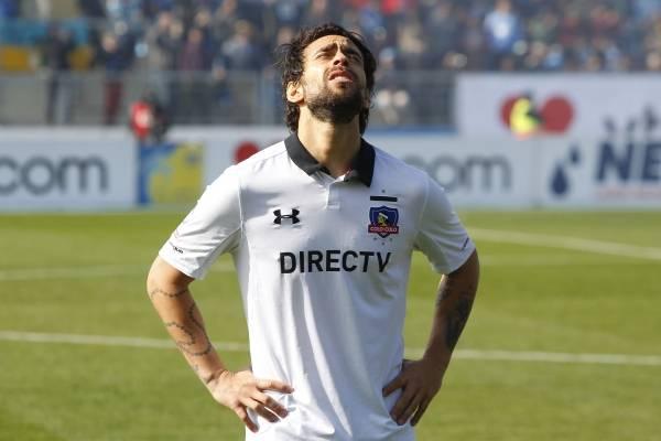 Colo Colo no contará con Valdivia para enfrentar a San Luis / Photosport