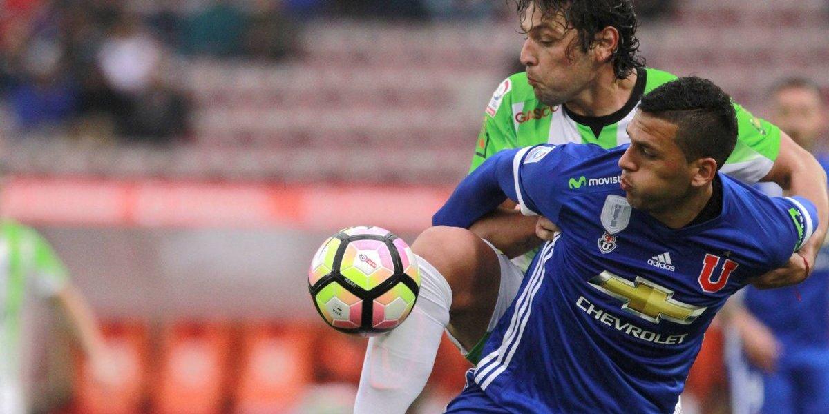 """Isaac Díaz y duelo con Everton: """"Lo único que queremos y pensamos es ganar ese partido"""""""