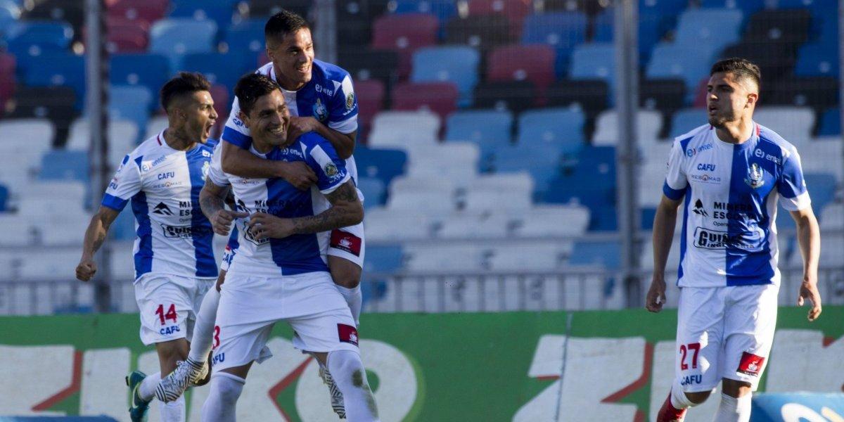 """Los Pumas de Antofagasta quieren rugir fuerte: """"Estamos para pelear cosas grandes"""""""