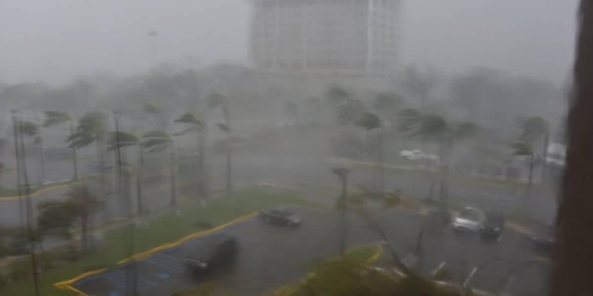 FOTOS. Daños e inundaciones en Puerto Rico por el azote del huracán María