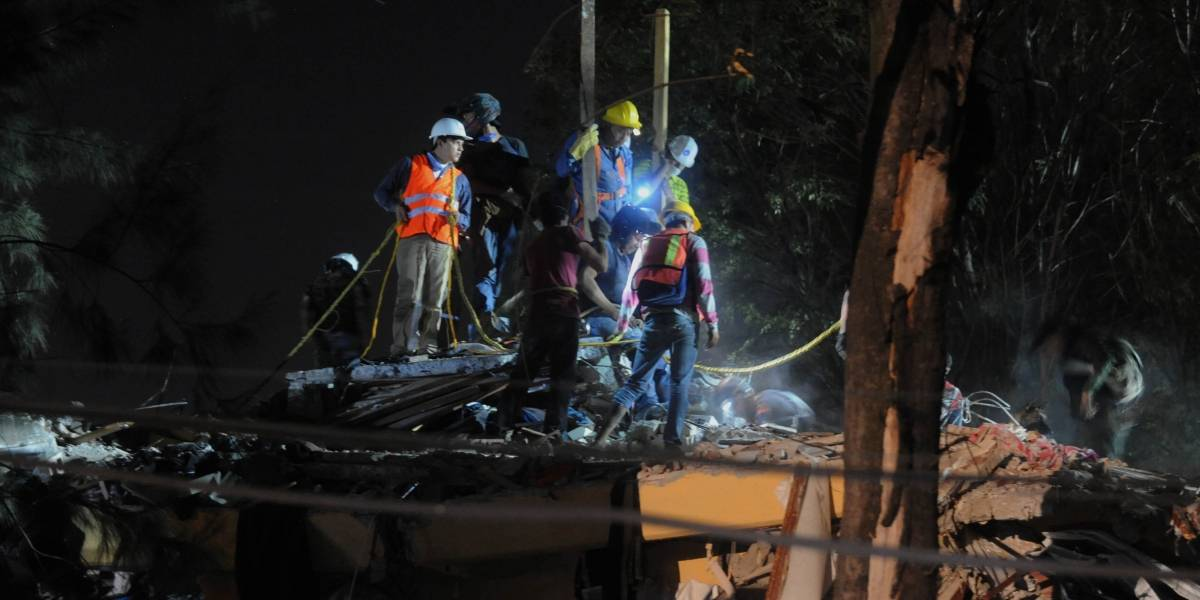 Suman 23 réplicas por terremoto de este 19 de septiembre