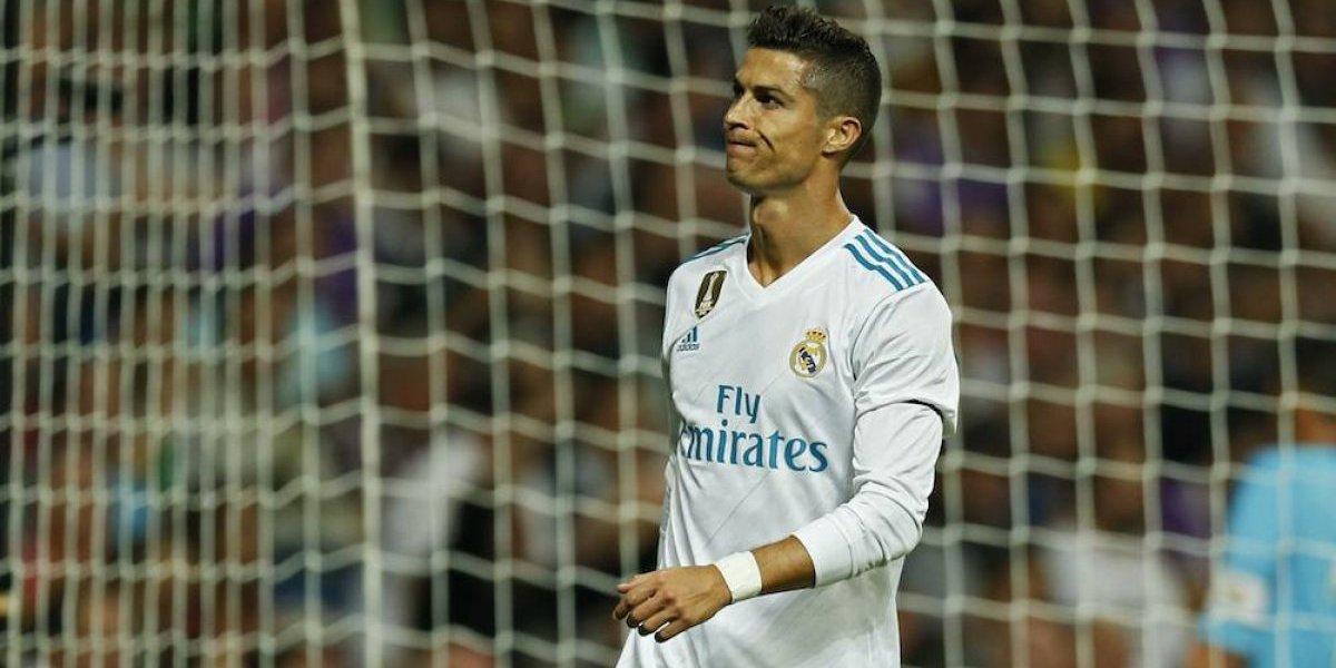 CR7 manda mensaje de ánimo al Real Madrid y a su afición