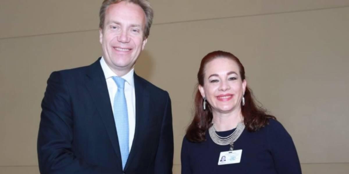 Noruega agradece a Ecuador el apoyo al proceso de paz en Colombia