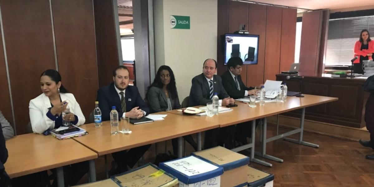 Gustavo M. admite participación en delito de asociación ilícita