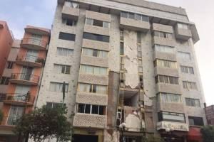Detectan tres mil edificios al borde del colapso en CDMX