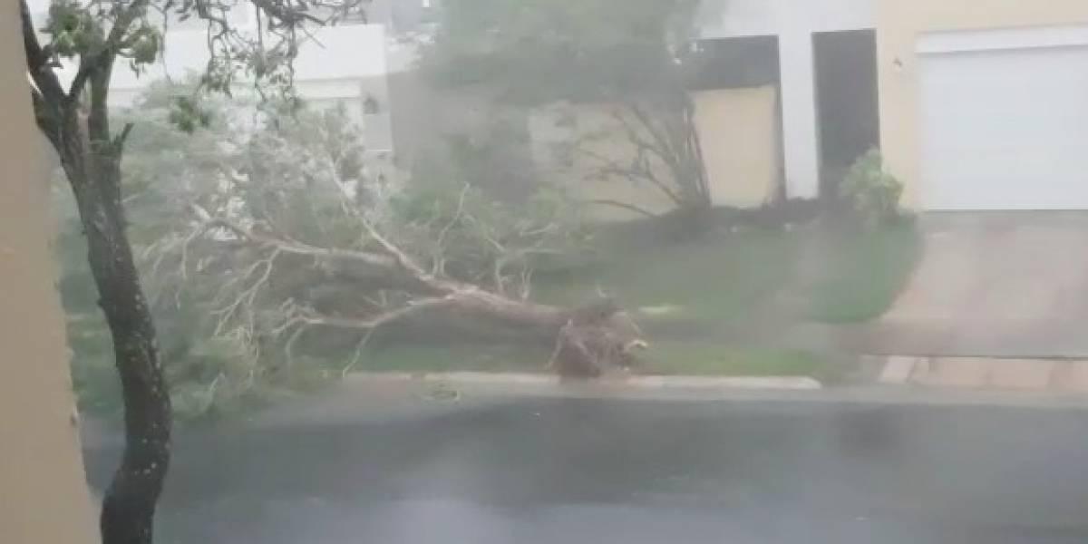 Minuto a minuto: Incidencias del huracán María a su paso por Puerto Rico