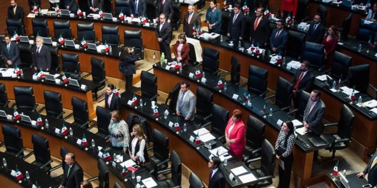 90% de los senadores reprobados en su trabajo, señala estudio