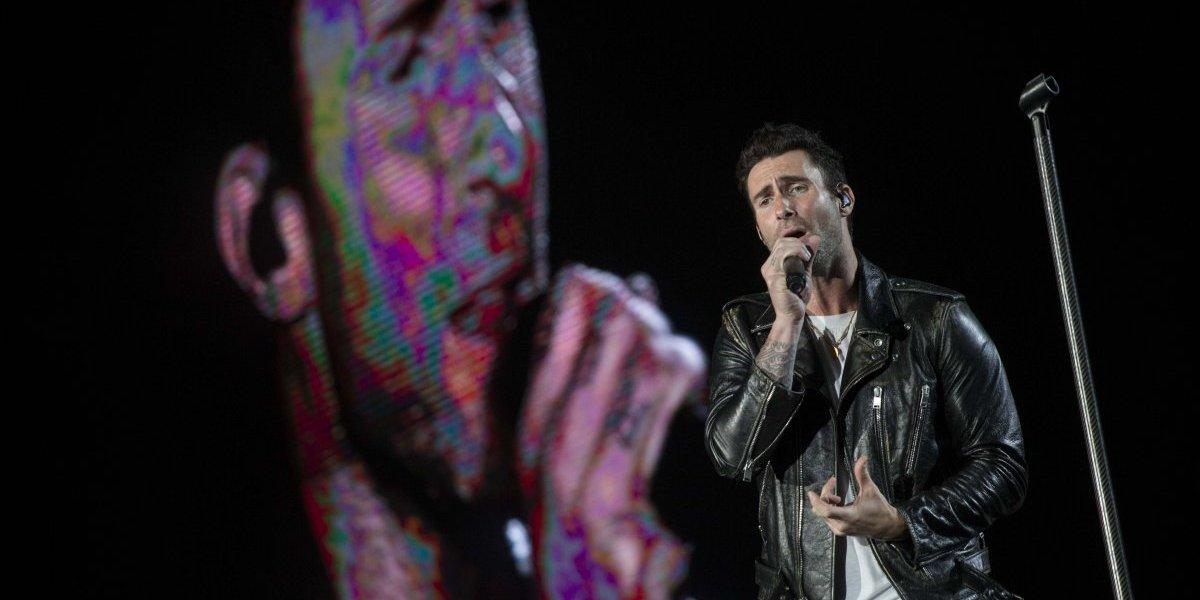 Maroon 5: Los reembolsos de las entradas comenzarán el 9 de octubre