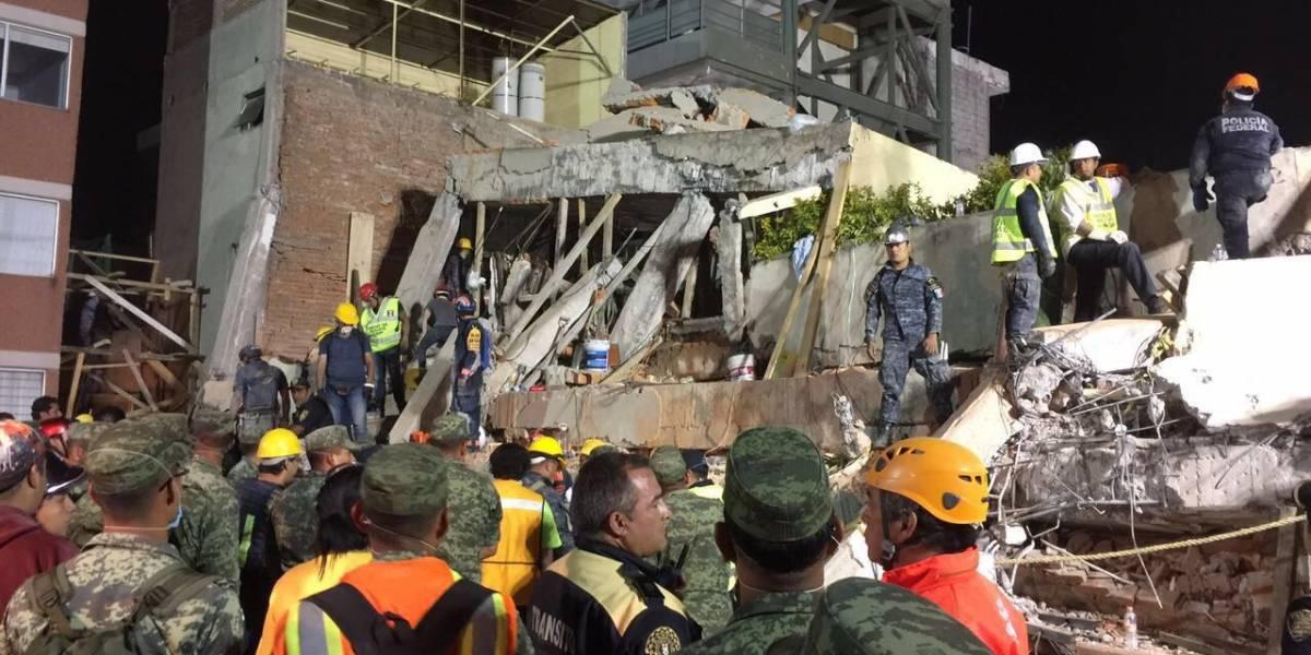 """Fin al misterio: """"Frida Sofía"""" no existe y nunca estuvo atrapada bajo los escombros de la escuela Rébsamen"""