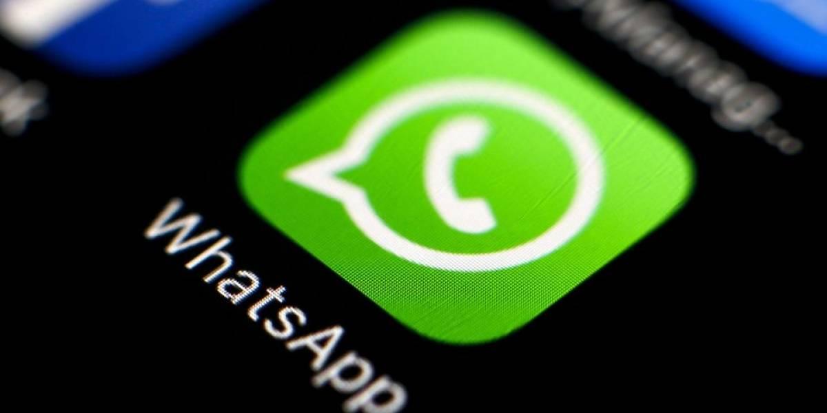 'Falla' de WhatsApp podría revelar con quién hablas