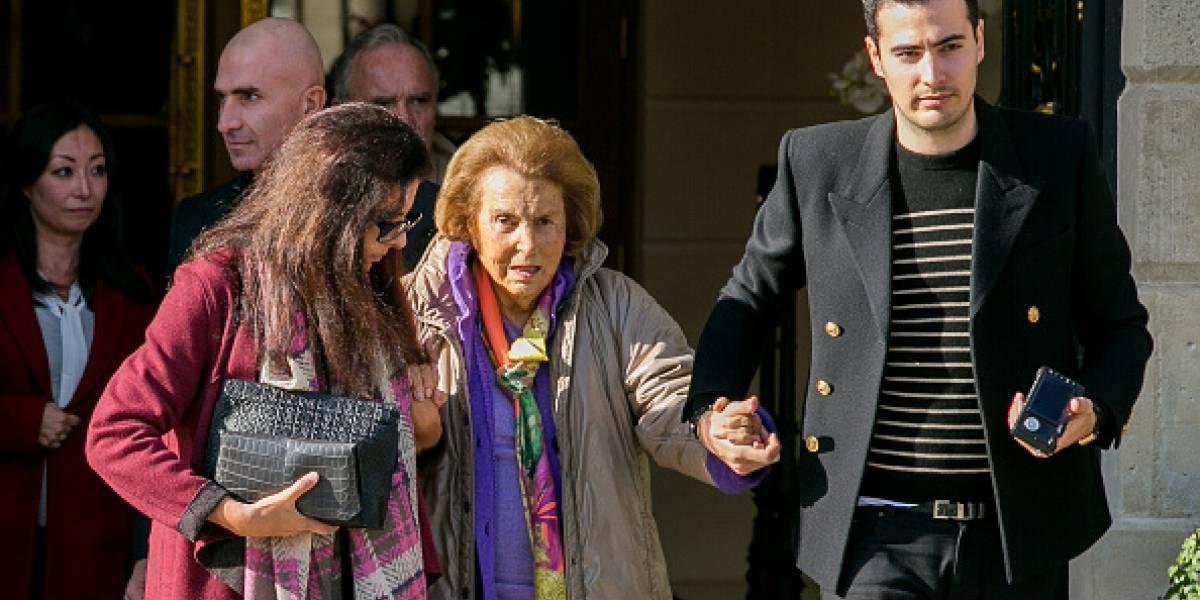 Falleció Liliane Bettencourt, la mujer más rica del mundo