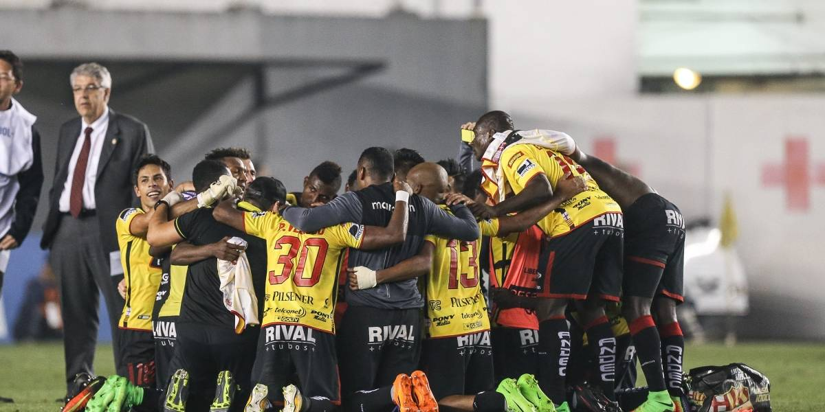 Prensa brasileña destaca el triunfo de Barcelona SC