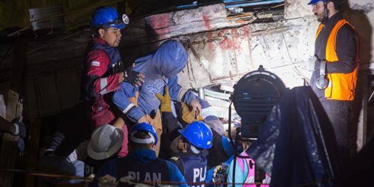 Sube el número de muertos: México inicia una nueva jornada de búsqueda  con 286 fallecidos y cientos de desaparecidos