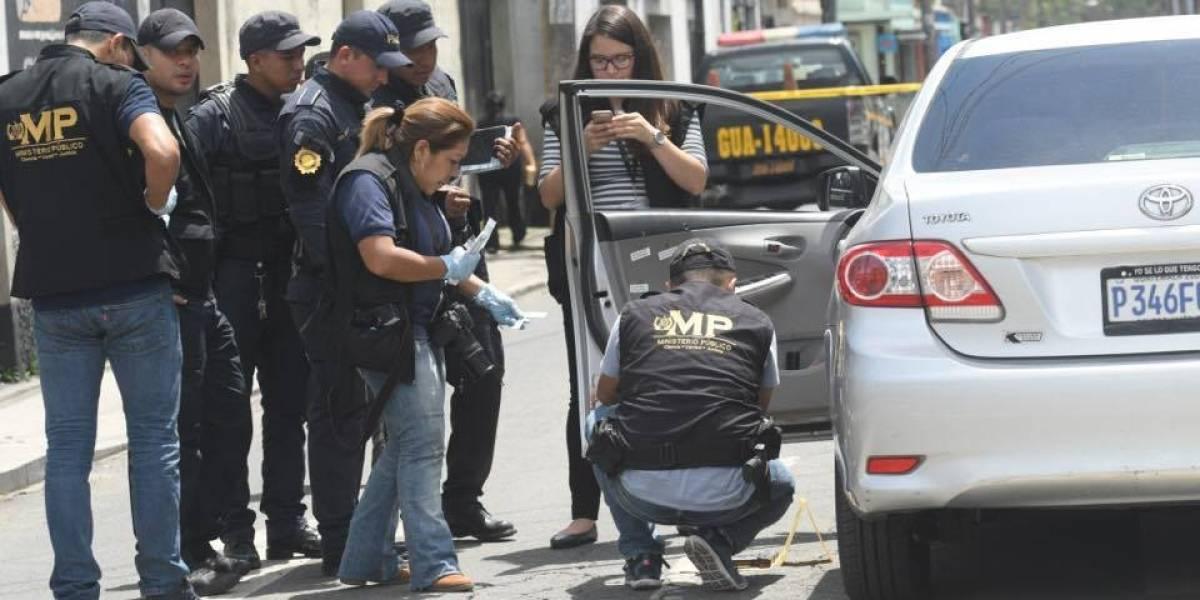 Asaltantes asesinan a trabajador del INDE