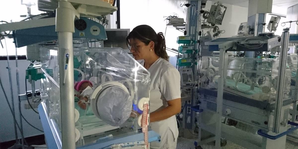 En ciudad colombiana preocupa aumento de recién nacidos con coronavirus