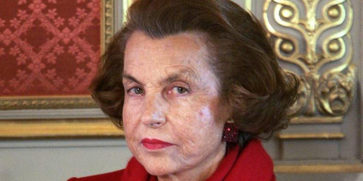 Murió Liliane Bettencourt, la heredera de L'Oréal y mujer más rica del mundo