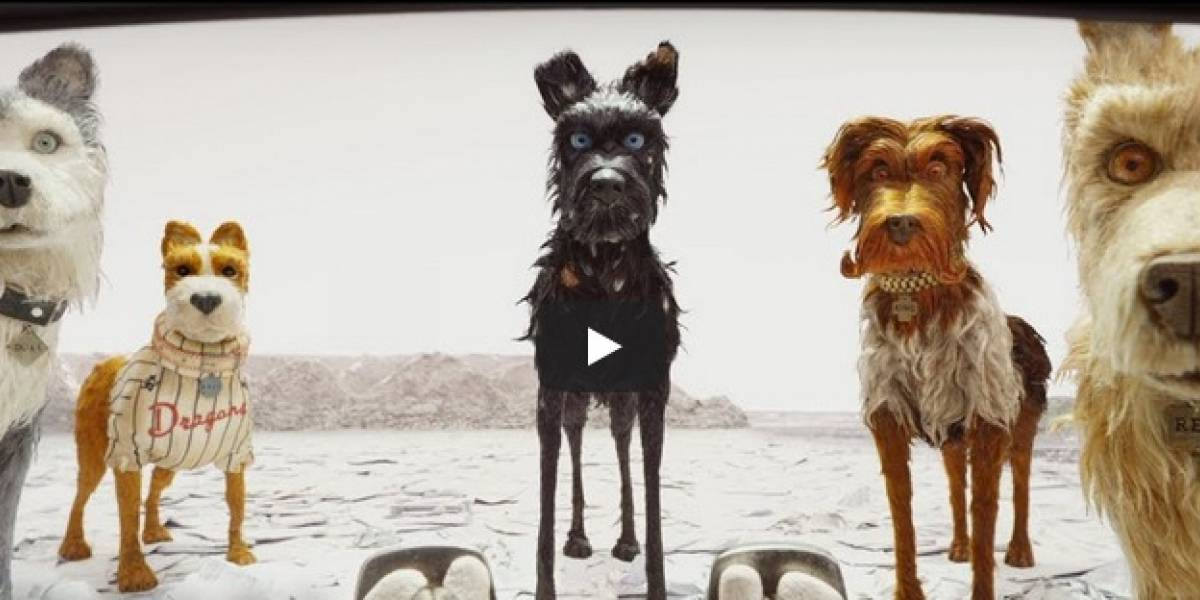 "Wes Anderson regresa a la animación con ""Isle of Dogs"""