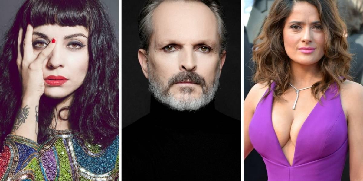 Así han colaborado los famosos tras el terremoto de México