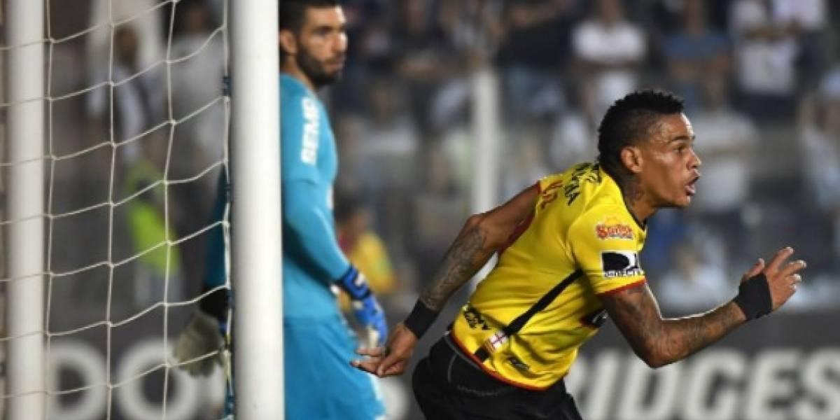 Hincha de Barcelona SC murió al gritar el gol de Álvez