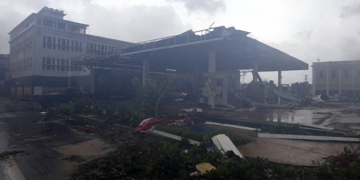 Gobierno comienza análisis de impacto de María en Puerto Rico