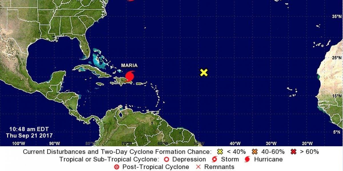 Huracán María enfila su fuerza destructora al norte del Mar Caribe