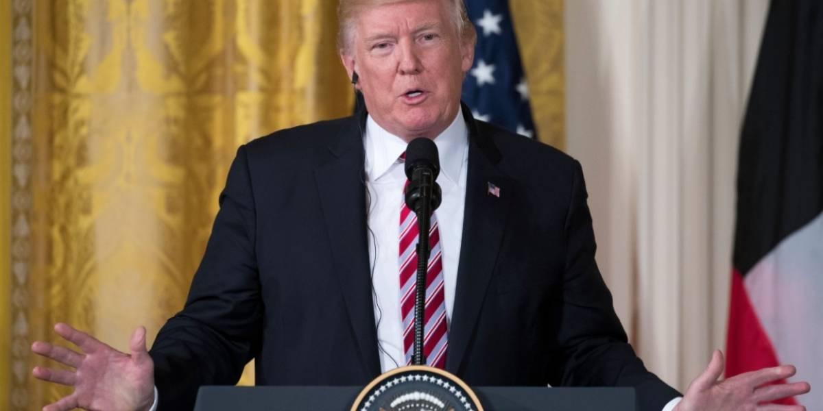 Trump dice que visitará Puerto Rico