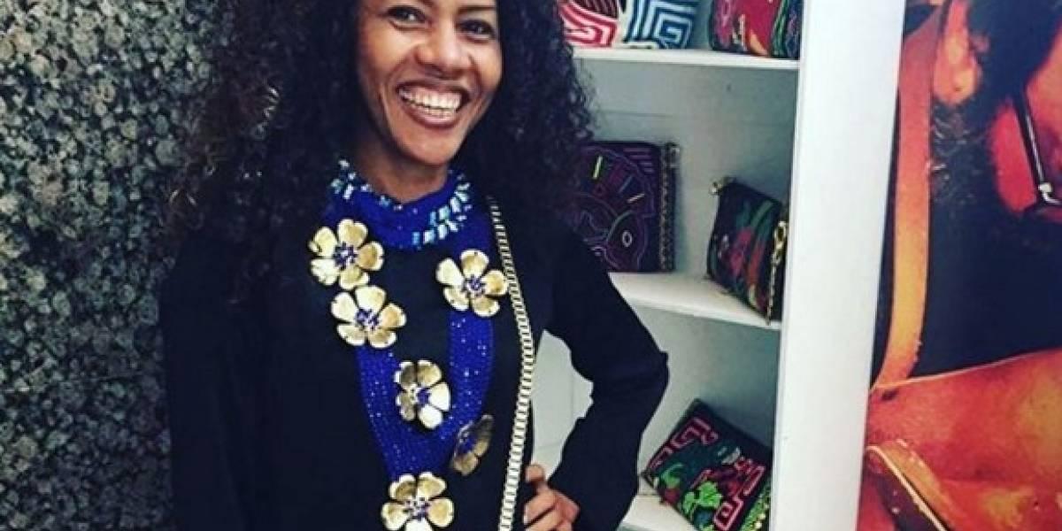 La diseñadora que sobrevivió a la violencia y que sueña con Milán