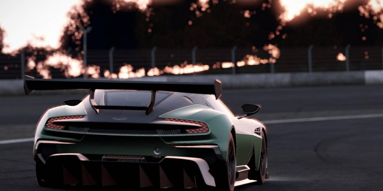 Mira el trailer de lanzamiento para Project CARS 2