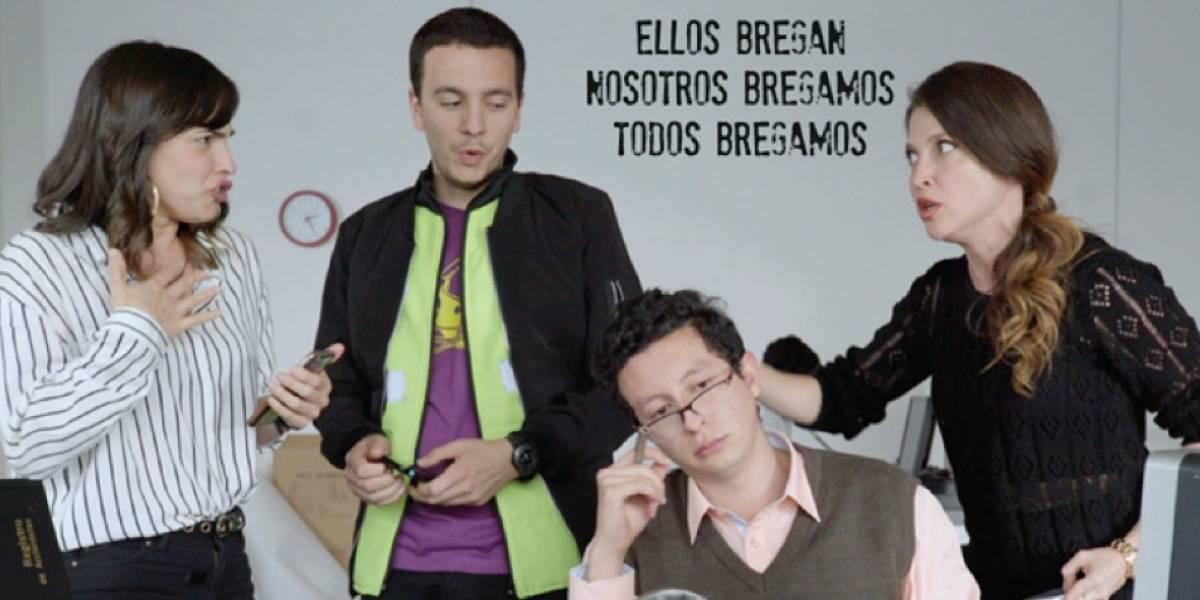 Las creadoras de 'Susana y Elvira' regresan con 'La Brega'