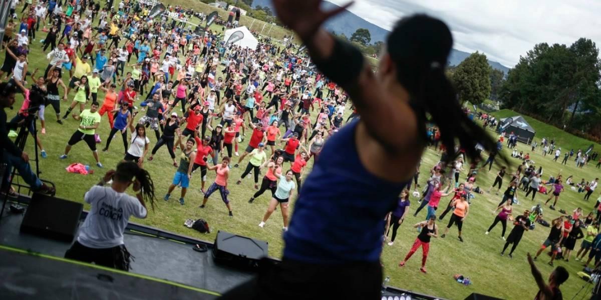 Este fin de semana se realizará en Bogotá el evento fitness más grande del país